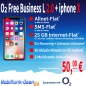 Preview: O2 Free Business L 2.0 + iphone X nur 50,00€* mtl.