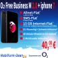 O2 Free Business M 2.0 + iphone 7 nur 40,00€* mtl.