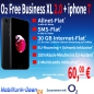Mobile Preview: O2 Free Business XL 2.0 + iphone 7 nur 60,00€* mtl.